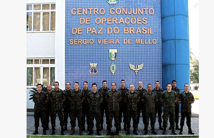 Foto: Ministério da Defesa/Divulgação