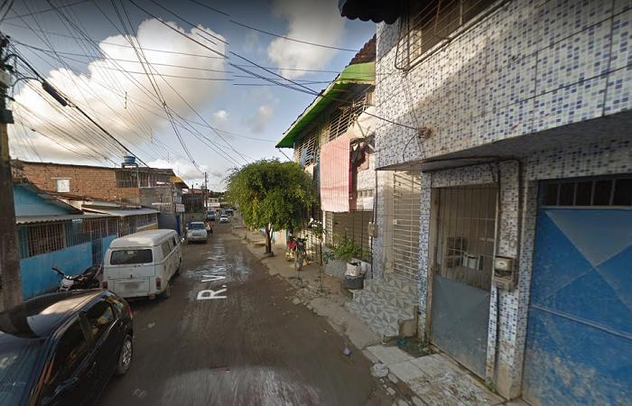 FOTO: Google / Street View / Reprodução (FOTO: Google / Street View / Reprodução)