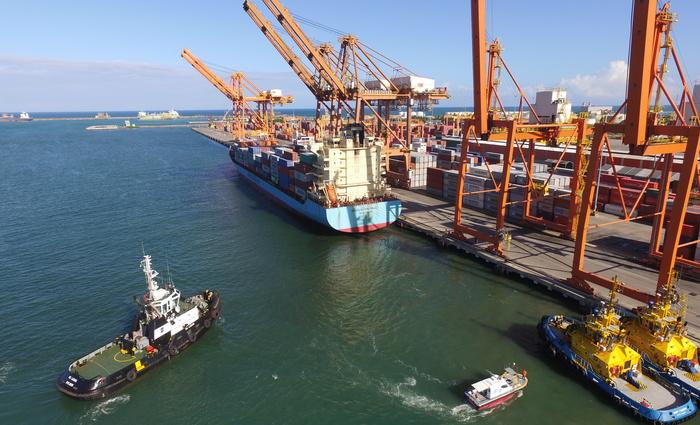 Suape já publicou dois relatórios de sustentabilidade (2017 e 2018) e a versão 2019/2020 será no modelo GRI. Foto: Porto de Suape/Divulgação