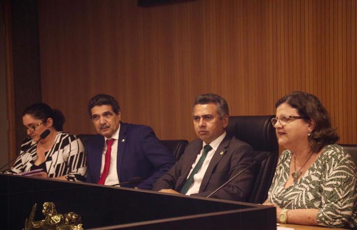 Comissão sugere que bancada federal rejeite proposta da Previdência. Foto: Péricles Chagas/Divulgação