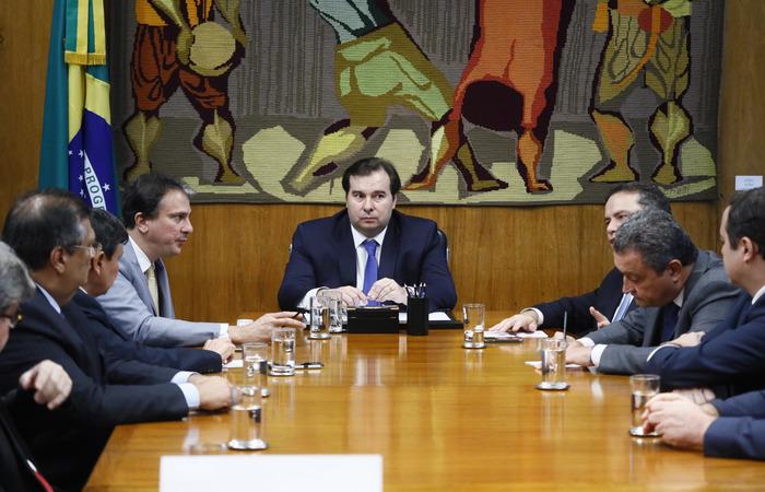 Câmara afirmou na reunião que há seis meses governadores lidam com 'paralisia em todas as áreas'. Foto: Luis Macedo/Câmara dos Deputados