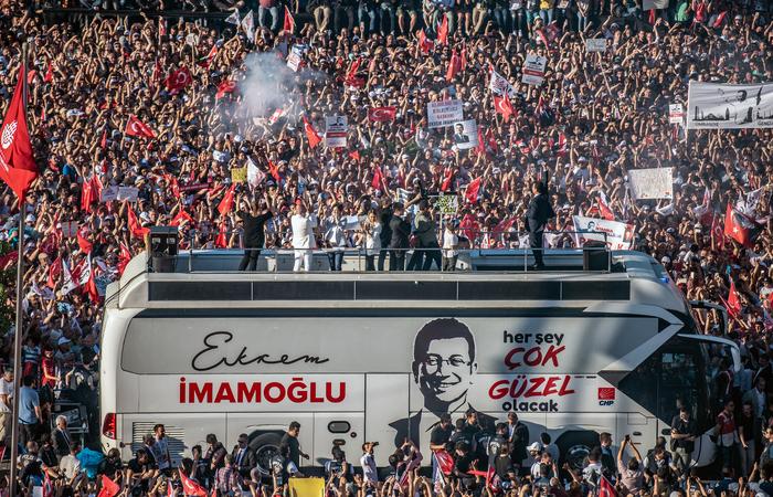 Foto: BULENT KILIC / AFP