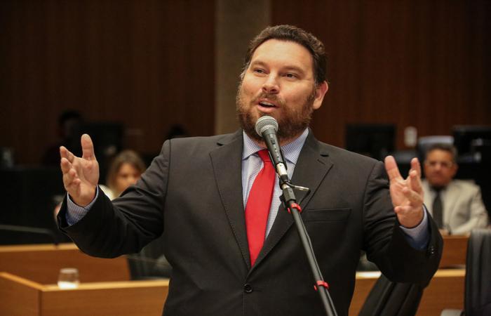 Wanderson afirma que reforma precisa ser feita para o país voltar a crescer. Foto: Jarbas Junior/Alepe