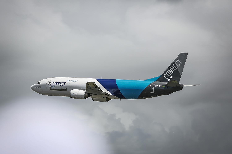 Centro possibilita a manutenção para qualquer aeronave Boeing de qualquer companhia aérea. Foto: Heudes Regis/SEI/Divulgação