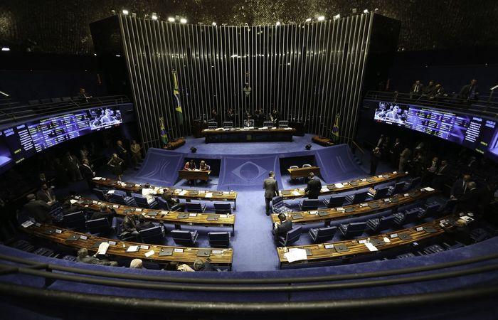 Ontem o texto foi aprovado no Senado e voltou para a Câmara dos Deputados. Foto: Fabio Rodrigues Pozzebom/Agência Brasil  (Foto: Fabio Rodrigues Pozzebom/Agência Brasil )