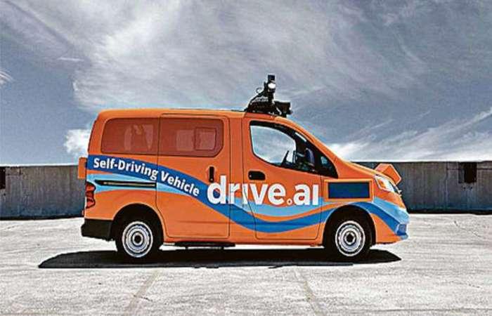 Apple anunciou a compra da Drive.ai, especializada no desenvolvimento de veículos altamente tecnológicos. Foto: Drive.ai/Divulgação