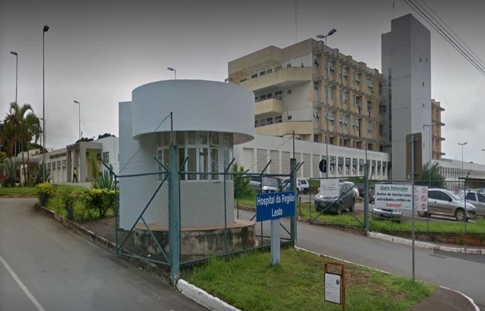A vítima, de 20 anos, foi alvejada dentro de um bar da Quadra 47, do Itapoã, e morreu no Hospital Regional do Paranoá (HRP). Foto: Reprodução/Google Maps