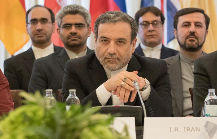Abbas Araghchi, vice-ministro das Relações Exteriores do Irã. Foto: ALEX HALADA / AFP