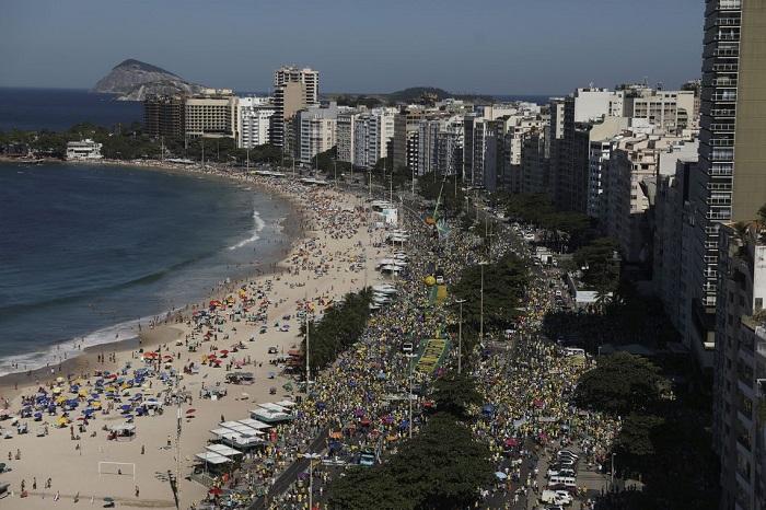 Foto: Reuters/Pilar Olivares/Direitos Reservados