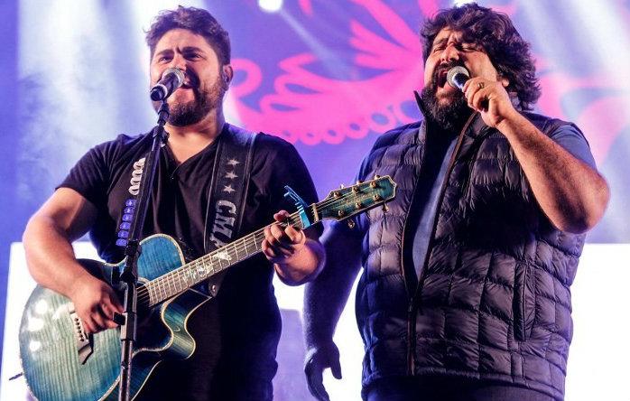 (Foto: César Menotti e Fabiano / Reprodução)