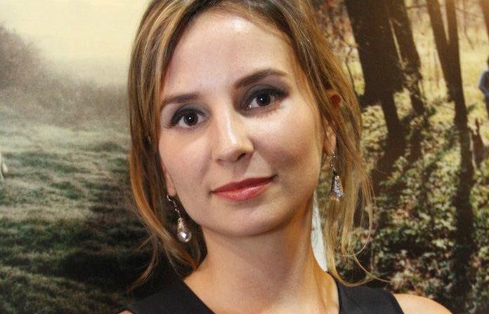 (A diretora usou sua história pessoal para narrar o filme. Foto: Cauê Porto/Agência Foto)