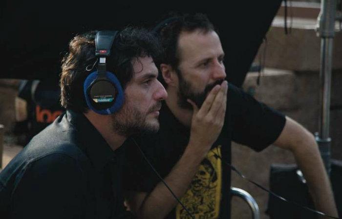 Paulo Sacramento, ao lado do ator Rodrigo Lombardi. Foto: Victor Alexis/Divulgação