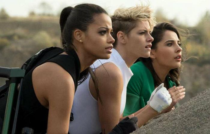 Filme será estrelado por Naomi Scott, Kristen Stewart e Ella Balinska. Foto: Sony/Divulgação