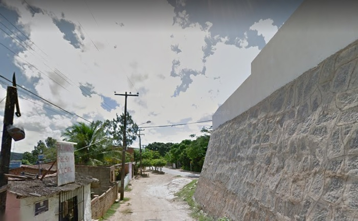 Foto: Google Street View/Reprodução. (Foto: Google Street View/Reprodução.)
