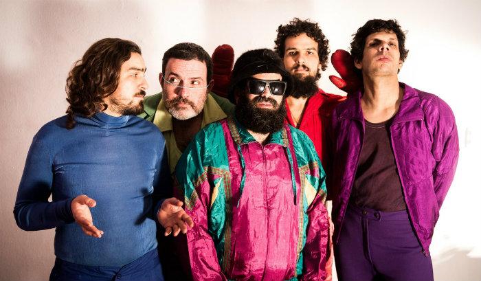 A banda chega ao seu sexto disco. Foto: Luan Cardoso/Divulgação
