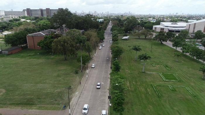 Evento acontece no campus Recife da universidade. Foto: Ricardo Fernandes/DP.