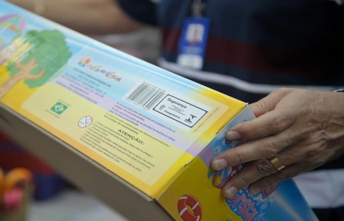 Após todo o processo, os produtos recebem o selo do Inmetro. Foto: Arquivo/Agência Brasil (Foto: Arquivo/Agência Brasil)