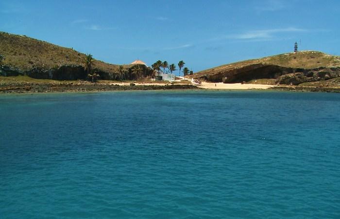 O Arquipélago de Abrolhos se localiza no Oceano Atlântico, no litoral sul da Bahia. Foto: Divulgação/TV Brasil (Foto: Divulgação/TV Brasil)