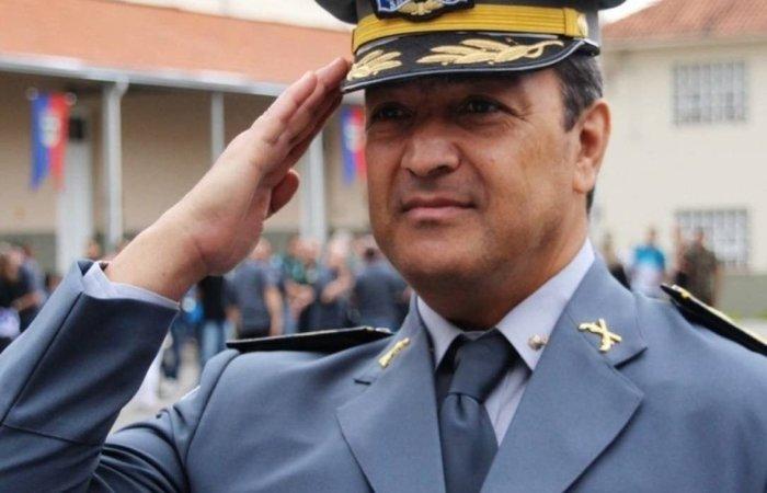 O comandante da Polícia Militar Ambiental de São Paulo, coronel Homero de Giorge Cerqueira, assumiu a presidência do ICMBio em abril. Foto: Divulgação (Foto: Divulgação)