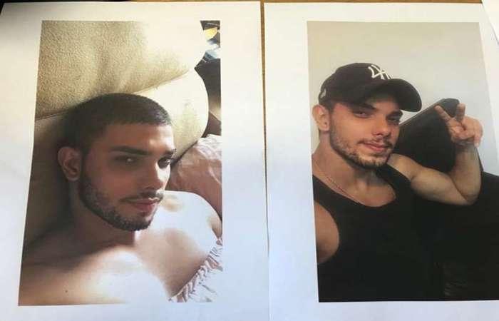 Samuel Junio Napoli de Souza estava foragido e foi preso hoje. Foto: Sarah Peres/CB/D.A Press (Foto: Sarah Peres/CB/D.A Press)
