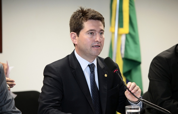 O deputado Jerônimo Goergen (PP-RS) é o relator da medida provisória. (Foto: Divulgação)