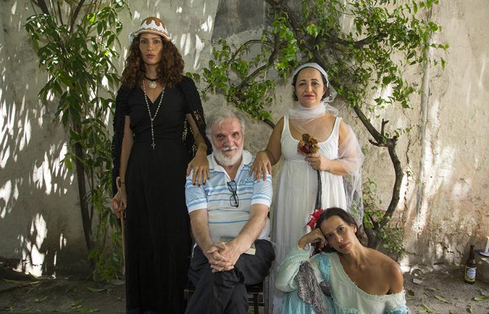 Fabiana Pirro, Raimundo Carrero, Ana Nogueira e Silvia Góes. Foto: Roberta Guimarães/Divulgação