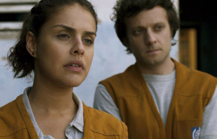 O Escolhido, da Netflix, é um suspense sobrenatural ambientado no Pantanal e estrelado por Paloma Bernardi. Foto: Netflix/Divulgação