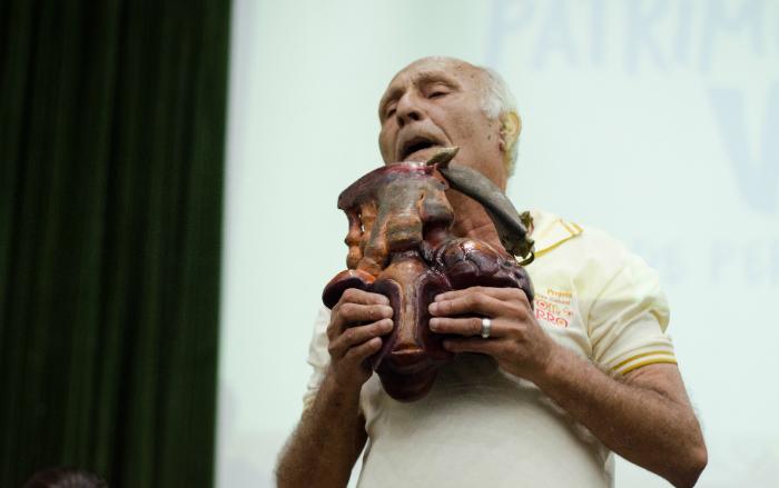 Mestre Nado. Foto Jan Ribeiro/Divulgação