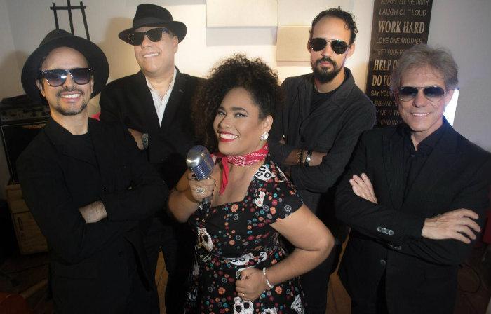 O Uptown Band venceu o Prêmio Profissionais da Música como melhor banda de blues do Brasil em 2018. Foto: Uptown Band/Divulgação