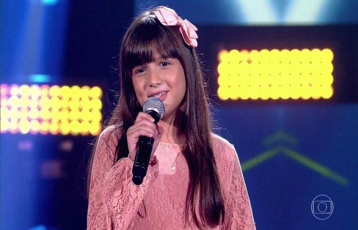 A cantora Ana Clara, ex-participante do The Voice Kids, será uma das atrações do evento. Foto: Divulgação