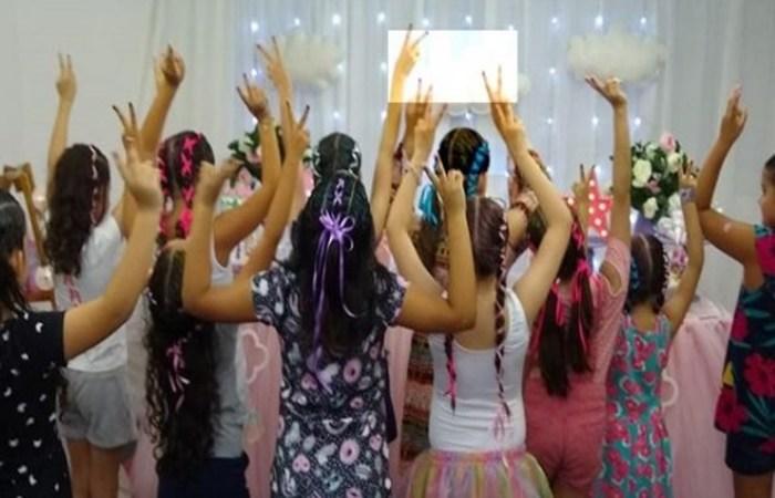 Além do show, a criançada poderá as diversas atividades nos dois dias de evento. Foto: Divulgação