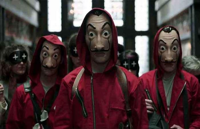 O nome da operação faz referência à série espanhola distribuída pela Netflix que mostra um assalto à Casa da Moeda da Espanha. Foto: Divulgação/Netflix ( Foto: Divulgação/Netflix)
