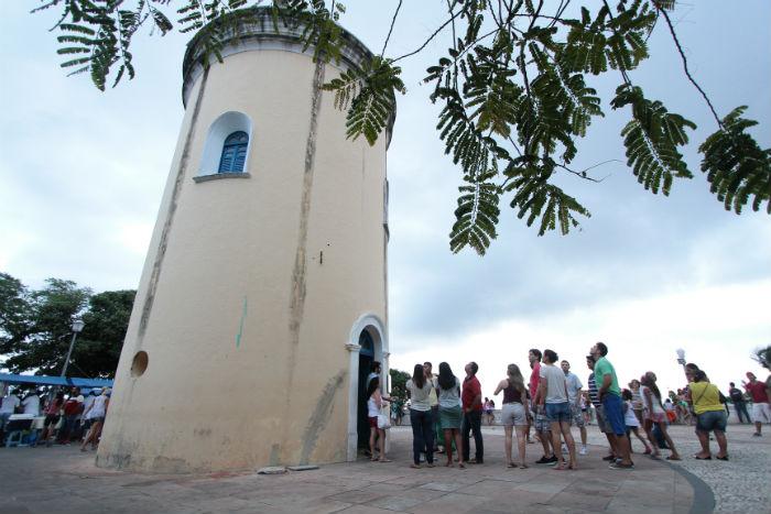 O Observatório Astronômico da Sé funciona de terça a domingo, das 16h às 20h. Foto: Shilton Araújo/Esp.DP.
