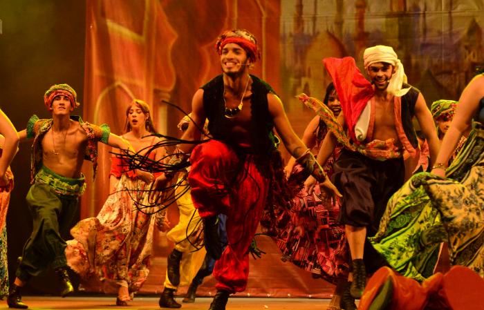 Peça da produtora pernambucana Nível 241. Foto: Reginaldo Dias/Divulgação