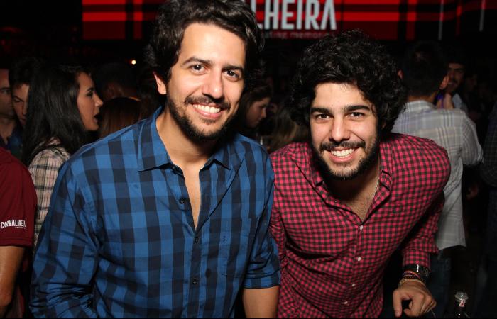 DJ Jopin e Aníbal Pinteiro foram soltos nesta sexta (12) - Divulgação