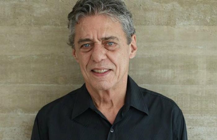 O cantor completou 75 anos no dia 19 de junho. Foto: Chico Buarque/Divulgação