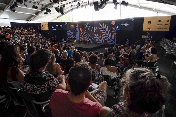 Festa Literária Internacional de Paraty (Flip). Foto: Walter Craveiro/Flip/Direitos reservados