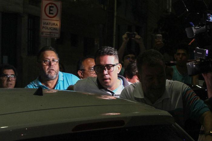 Willian César foi indiciado por tentativa de feminicídio. Foto: Bruna Costa. Esp.DP