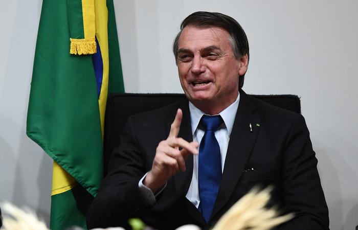 A expectativa é de eu o anúncio aconteça durante a cerimônia pelos 200 dias de governo Bolsonaro, que será realizada às 16h no Palácio do Planalto. Foto: Evaristo Sá/AFP (Foto: Evaristo Sá/AFP)
