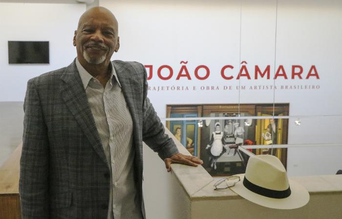 Emanoel Araújo, diretor do Museu Afro Brasil. Foto: Tarciso Augusto/Esp. DP