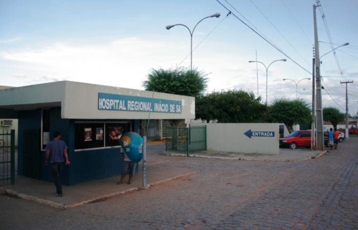 Agentes da PF foram levados para o Hospital Inácio de Sá - Divulgação/SES-PE