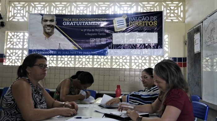 Foto: Secretaria de Justiça e Direitos Humanos/Divulgação