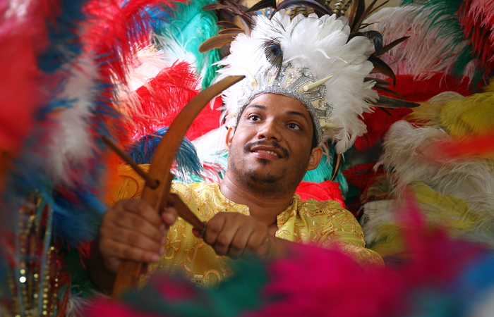Pai Jefferson Nagô. Foto: Peu Ricardo/DP