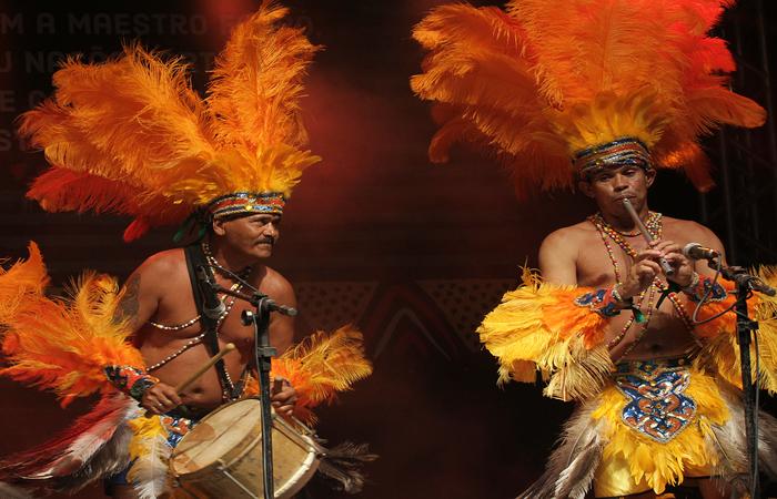 A tribo é a mais antiga do estado de Pernambuco. Foto: Roberto Ramos/DP