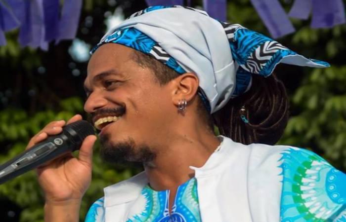 Marcos Silva (Marquinhos de Ossayn). Foto: Fernando Azevedo/Divulgação