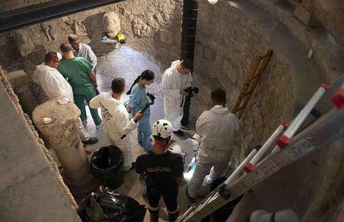 Esta descoberta se soma à tentativa do papa Francisco de ajudar a família de Emanuela, uma adolescente que desapareceu do centro de Roma há 36 anos. Foto: Vaticano/AFP