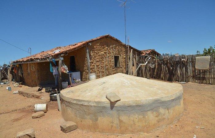 22 municípios cearenses atingidos pela seca foram reconhecidos. Foto: Arquivo/Wilson Dias/Agência Brasil.