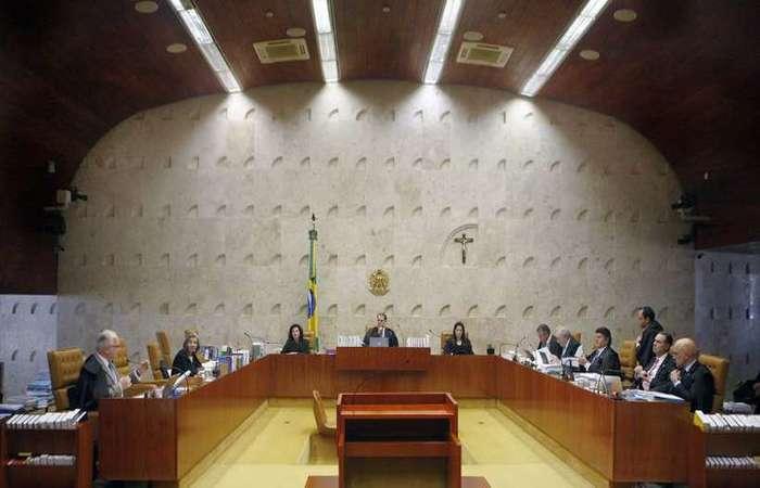 Foto: Rosinei Coutinho/SCO/STF (Foto: Rosinei Coutinho/SCO/STF)