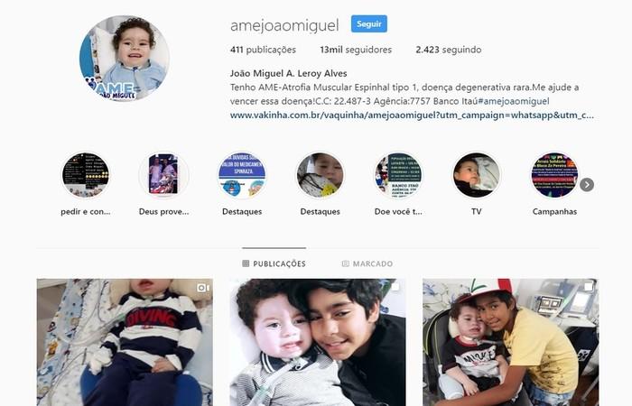 Foto: Reprodução/Instagram (Foto: Reprodução/Instagram)