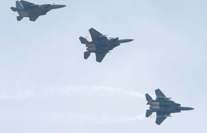 Incidentes semelhantes ocorrem regularmente no Mar Báltico entre os aviões russos e ocidentais. Foto: Arquivos/AFP.